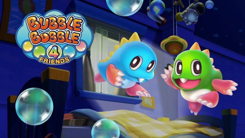 Bubble Bobble 4 Friends เตรียมตัวลง PS4 แล้ว