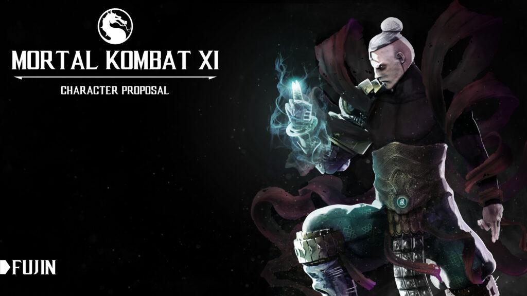 Fujin นักสู้คนต่อไปของ Mortal Kombat 11 มาพร้อมตัวอย่าง