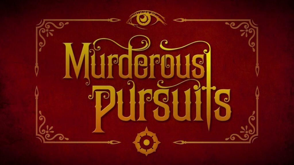 Murderous Pursuit