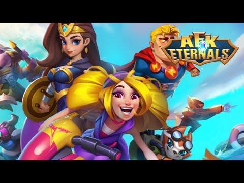 AFK Eternals