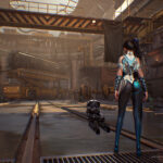 Project EVE ปล่อยตัวอย่างเกมเพลย์โชว์ระบบต่อสู้