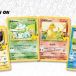 Pokémon Trading Card วางแผนจะปล่อยการ์ดที่เป็นสัญลักษณ์หลาย ๆ ใบอีกครั้ง