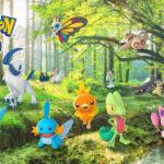 Pokémon Go ประกาศอีเวนท์ทาม Pokémon เจ็น 3