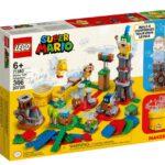 "LEGO Mario ชุดใหม่ ""Master Your Adventure Maker Set"""