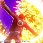 The King of Fighters XV ปล่อยตัวอย่าง Kyo Kusanagi