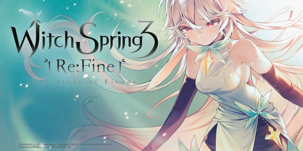 WitchSpring3 Re:Fine – The Story of Eirudy